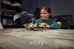 LEGO Technic Heavy-Duty Excavator 42121 Toy Building Kit Playset 569pcs New