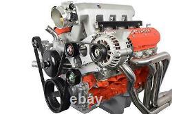 LS Truck Heavy Duty Billet Alternator Bracket Kit LSX 4.8L 5.3L 6.0L Top Driv