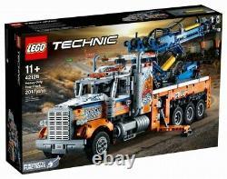 Lego Technic 42128 Heavy-duty Tow Truck Building Kit 2017 Pcs