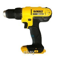 New Dewalt DCD771C2 20-Volt Max Li-ion 1/2-Inch Compact Drill Driver Kit DCD771b