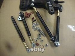 Peugeot 306 lower wishbone kit/track day/race/rally heavy duty adjustable kit