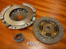Renault 5 Gt Turbo New Uprated Heavy Duty Clutch Kit 3 Pieces With Bearing