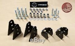 SR KAWASAKI TERYX 800 / TERYX-4 750 & 800 2 HEAVY DUTY Front & Rear Lift Kit