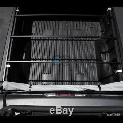 Snap-On Tonneau Cover Fits 02-08 Dodge Ram 1500/03-09 2500 3500 6.5 Ft Short Bed