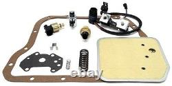 Solenoid Service & Upgrade Kit 46RE 47RE 48RE A-518 1993-97 Heavy-Duty (21494)