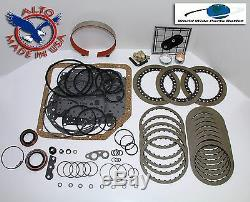 TH350 TH350C Transmission Rebuild kit Heavy Duty Less Steel Kit Stage 2