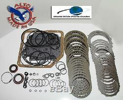 TH350 TH350C Transmission Rebuild kit Heavy Duty Master Kit Stage 1
