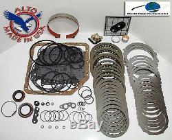 TH350 TH350C Transmission Rebuild kit Heavy Duty Master Kit Stage 2