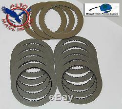 TH400 3L80 Turbo 400 Heavy Duty Transmission Less Steel Kit Stage 2