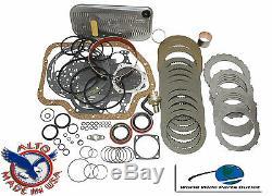 TH400 3L80 Turbo 400 Heavy Duty Transmission Master Kit Stage 2