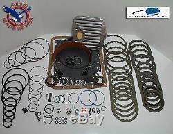 TH700R4 4L60 Rebuild Kit Heavy Duty HEG LS Kit Stage 3 1987-1993
