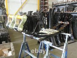TOYOTA HILUX 5+2 HEAVY DUTY Rear Leaf Springs (Full Fitting Kit) 96-2006 4WD