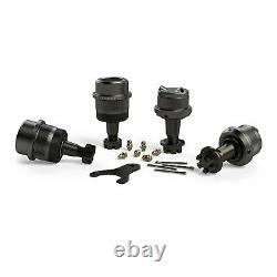 Teraflex 3442022 Dana 30/44 Upper/Lower Ball Joint Kit with Knurl for Wrangler JK