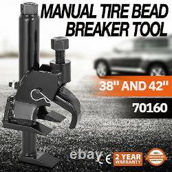 Tractor Truck Bead Breaker Tire Changer Foot Pump Heavy Duty Kit
