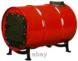 US Stove Barrel Stove Kit Heater Heating Hunting Cabin Barn Workshop BSK1000