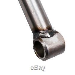 Weld On Parallel 4 Link Suspension Level lift kit Heavy Duty Steel Bars & Mounts