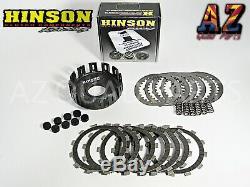 Yamaha Banshee 350 Hinson Billet Clutch Basket Heavy Duty Steel Fiber Plates Kit