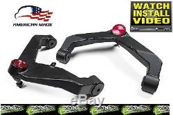 Zone Offroad C2300 Heavy Duty Upper Control Arms Lift Kit for 2000-10 Hummer H2