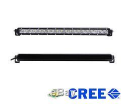 100w 20 Led Light Bar Avec Pare-chocs Inférieur Support, Câblage Pour Gmc 1500, 2500 / 3500hd