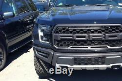 100w Cree Led Light Bar Kit Lampe De Brouillard Avec Pare-chocs Bas Support Pour 17+ Ford Raptor