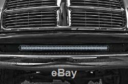 150w 30-31 Led Light Bar Avec Pare-chocs Bas Support Câblage Pour 03-18 Ram 2500 3500