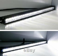 150w 30 Led Light Bar Avec Pare-chocs Inférieurs Supports, Câblages Pour 05-15 Toyota Tacoma