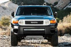 180w 30 Led Light Bar Avec Pare-chocs Bas Support, Câblages Pour Toyota Fj Cruiser