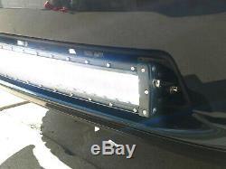 240w 42 Led Light Bar Avec Pare-chocs Brackets, Câblages Pour 2009-ram 1500 Express