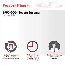 3 Kit De Levage Avant 2 Arrière Noir Pour 1995-2004 Toyota Tacoma 4wd 2wd