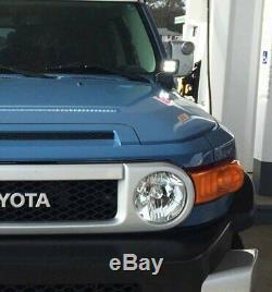 40w Cree Led Avec Pods Avant Cowl Supports De Montage Pour 2007-14 Toyota Fj Cruiser