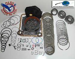 4l60e Kit De Reconstruction Kit Heg Ls Usage Intensif, Étape 4 Avec3-4 Powerpack 1997-2003