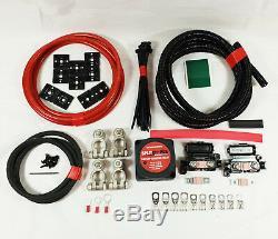 5 Mètres Double Batterie De Split Leisure Charge Kit 12v 140a Heavy Duty
