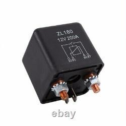 7.5 Kit De Relais De Charge À Double Usage De Mtr Charge Automatique De Batterie De Loisirs 200 Amp