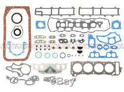 85-95 Toyota 4runner Heavy Duty Ramassage 2.4l Maître Kit Moteur Refonte 22r 22rec