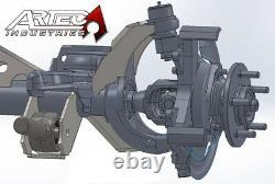Artec Tj3010 Heavy Duty Dana 30 Inner C Gussets Kit Fits Jeep Tj Lj Xj Mj Zj