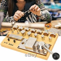 Bague Outil De Cintrage Ensemble Bijoux Robustes Anneaux Bender Fabrication Bijoux Kit Outils