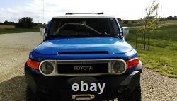 Bâtons Led Cree 48w Avec Fixations Avant De Cowl Pour 2007-14 Toyota Fj Cruiser