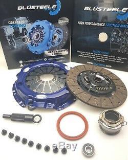 Blusteele Heavy Kit D'embrayage Duty Pour Toyota Landcruiser Hzj78 Hzj79 Hzj105 1rxyhdx