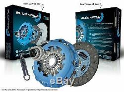 Blusteele Heavy Kit D'embrayage Pour Devoir Toyota Hilux Kun26 Kun16 1kdftv Td 05-7 / 2008