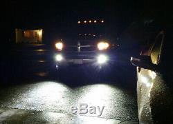 Câblage De Supports De Montage Cree Led De 40w Avec Ouverture De Phare Pour Le Dodge Ram 02-08