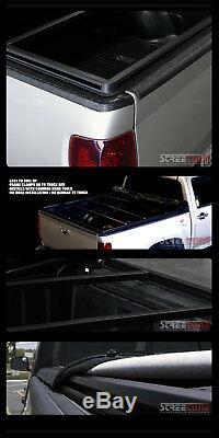 Caché Snap Tonneau Cover Pour 07-14 Chevy Silverado / Gmc Sierra 6.5 Ft Truck Bed