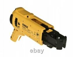 Dewalt Dcf620d2k 18v Xr Lithium Ion Sans Brushless Collated Drywall Vissergun Kit
