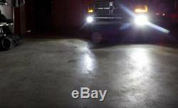 Double Led Cree De 80w Avec Le Support De Localisation Foglight, Fil Pour Dodge Ram 1500 2500