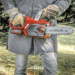 Einhell Puissance X Changement Sans Fil Chainsaw 25cm Bar Heavy Duty X1 Batterie Kit