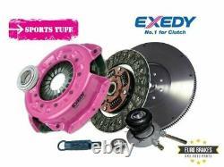 Exedy Heavy Duty Clutch Kit Smf Commodore Vt VX Vy Vz V8 Ls1 Inc Roue Volante + Csc