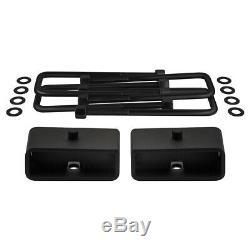 Fits 86-95 Toyota Ifs 3 F + Ramassage 2 R Lift Kit + Chocs + Diff 4x4 Pro Baisse