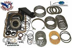 Ford 4r100 2001-up Transmission Rebuild Kit 4x4 Heavy Duty Heg Ls Kit Stage 2
