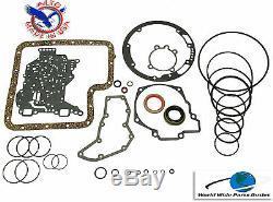 Ford C6 Rebuild Kit Heavy Duty Kit Maître Étape 3 1976-1996