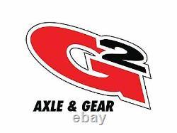 G2 Axle Truss Frontal De Service Lourd Seulement Kit Dana 30 Pour 2007-2018 Jeep Wrangler Jk