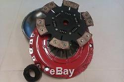Golf Vw G60 Et 6 Paddle Flywheel Vr6 Heavy Duty Kit D'embrayage